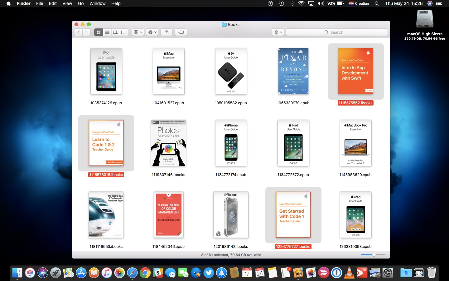Epub Libr Where Are Ibooks Stored On Your Mac Here S Your Ibooks Library