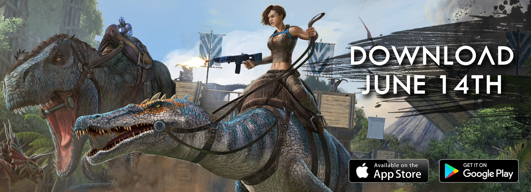I Am Alone Wallpapers 3d Hit Pc And Console Game Ark Survival Evolved Has Arrived