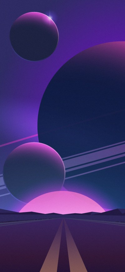 Download space wallpapers for iPhone, iPad, and desktop