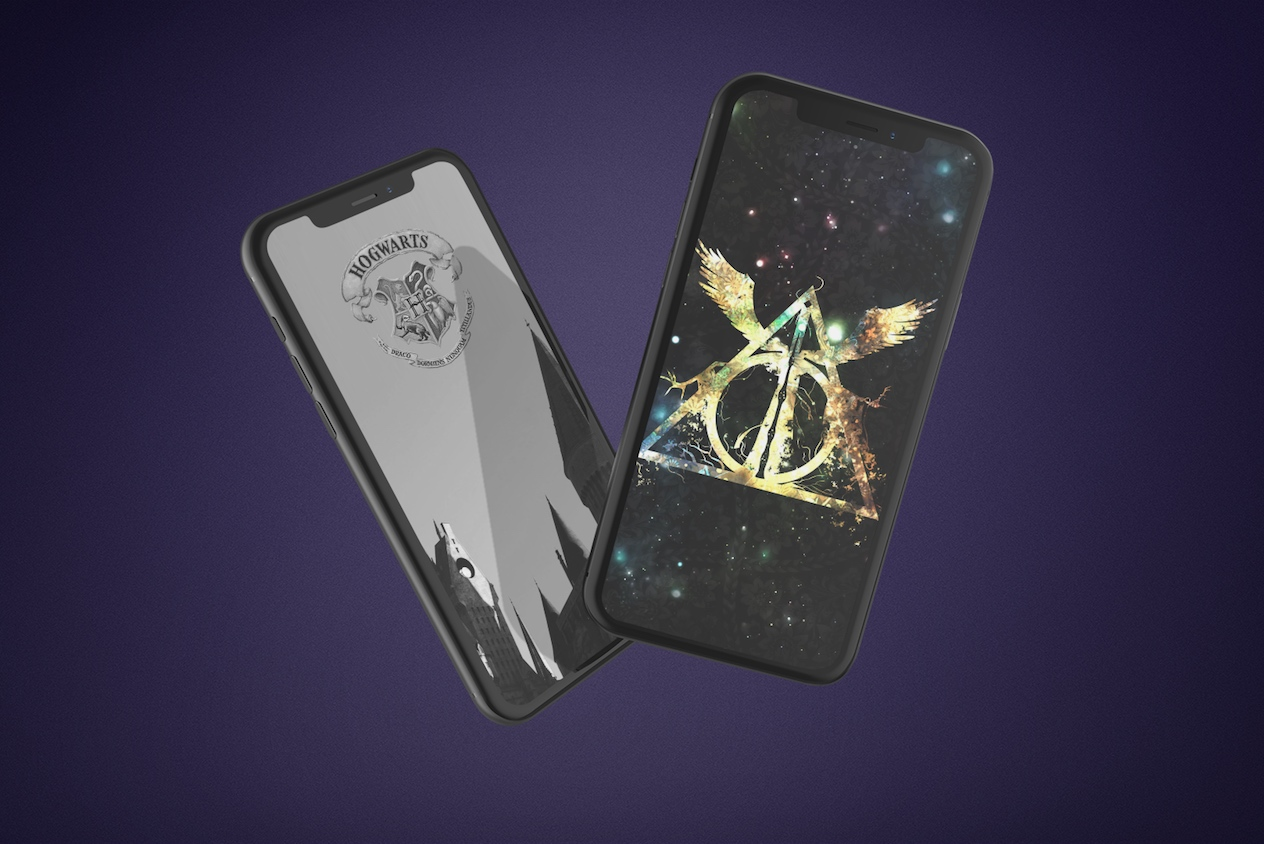 Wallpapers Harry Potter Minimal Harry Potter Iphone Wallpapers