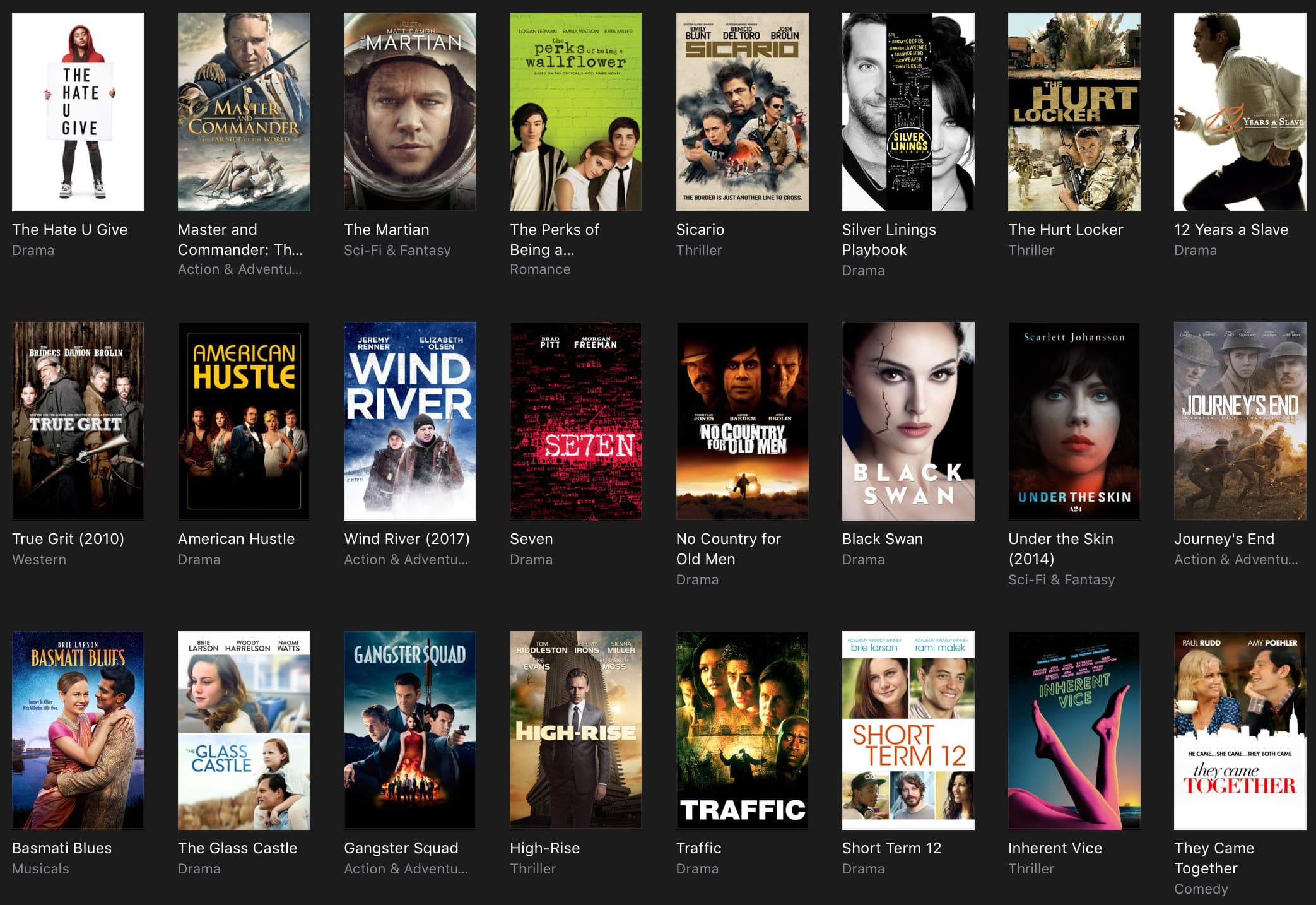 Movel Moveis Itunes Movie Deals 5 Off Marvel Movies 10 Hits 5 Cult