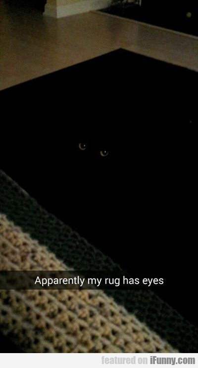 Camouflage Teppich Apparently My Rug Has Eyes | Ifunny.com