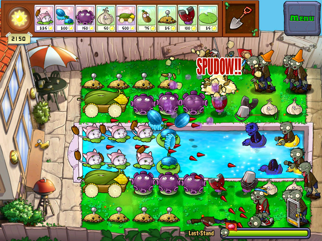 Zen Garten Plants Vs Zombies Plants Vs Zombies Hd