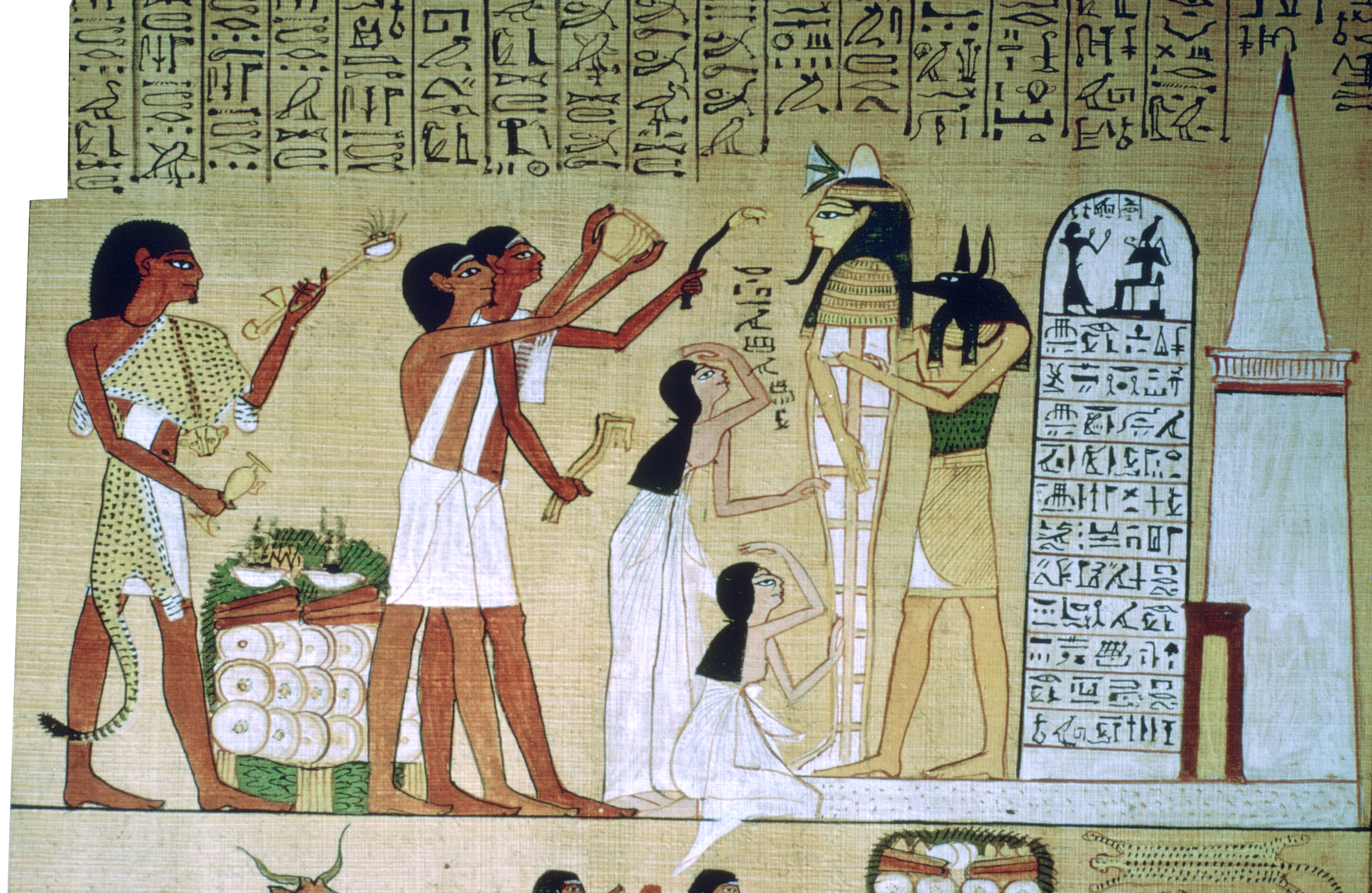 Egyptian Cuisine Book Guidebook To The Ancient Egyptian Afterlife History Extra