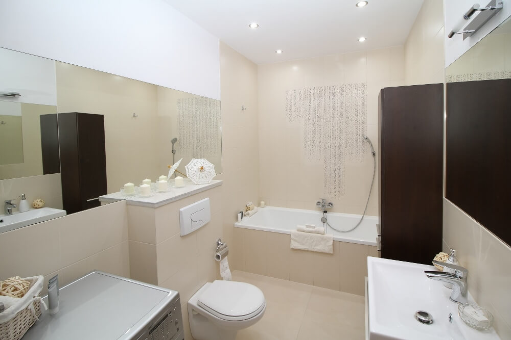 Small windowless bathroom ideas bathroom with no window