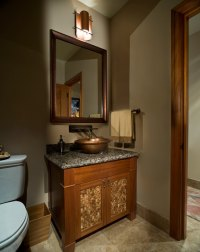 Powder Room Dcor To Impress Your Guests | Home Dcor
