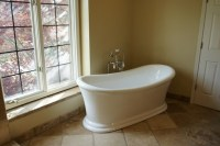 How To Add A Shower To A Freestanding Tub