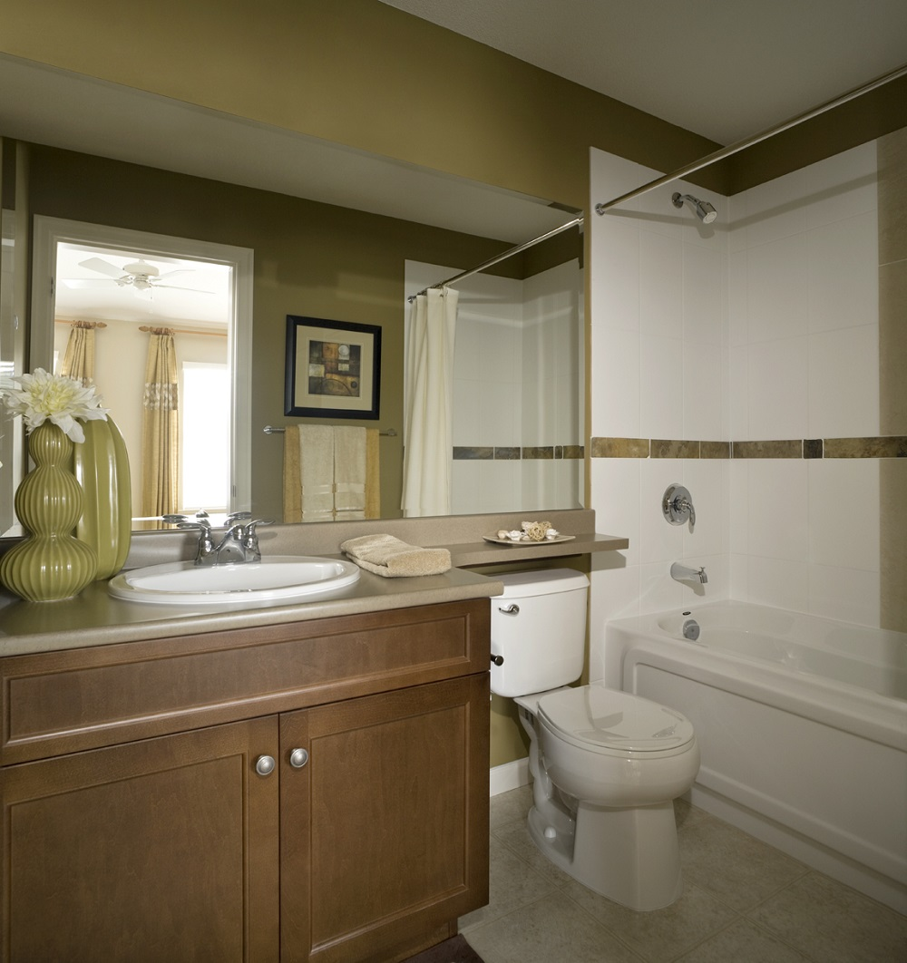 Small Bathroom Colors | Small Bathroom Paint Colors | Bathroom Wall Color Ideas