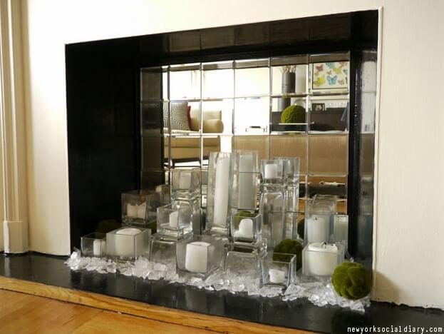 Unused Fireplace Ideas Fireplace Designs