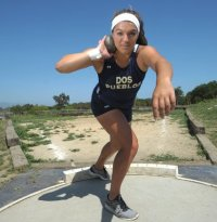 DP Track-and-Field Superstar