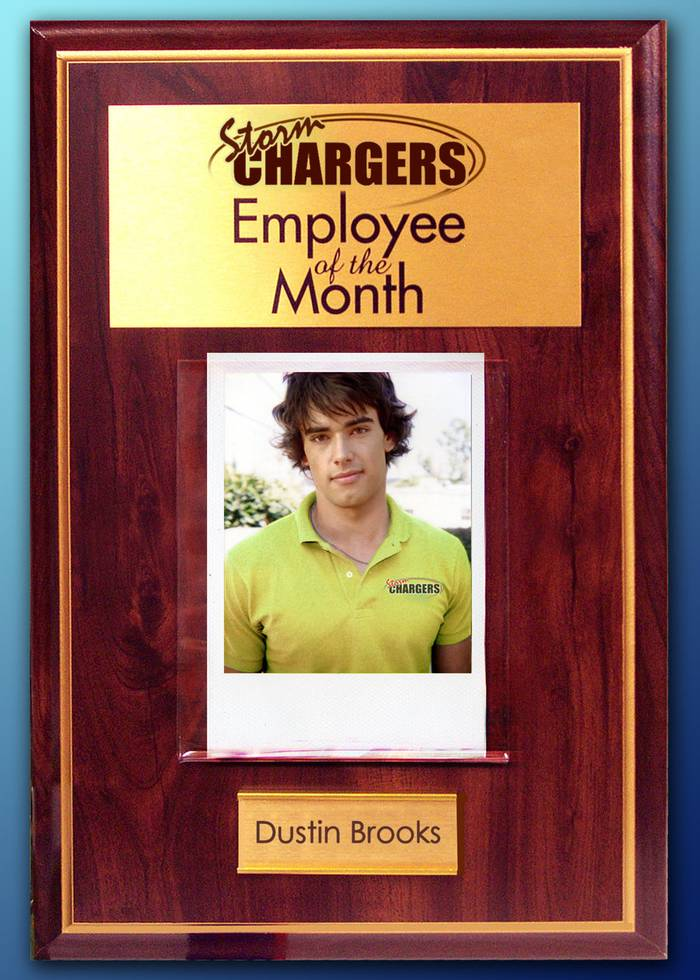 employee of the month frame - Josemulinohouse