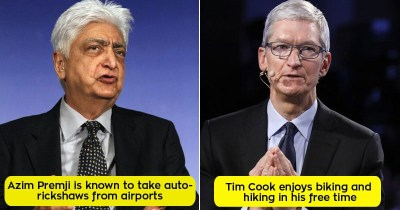 11 Billionaires Who Earn Big But Believe In Doing Common ...
