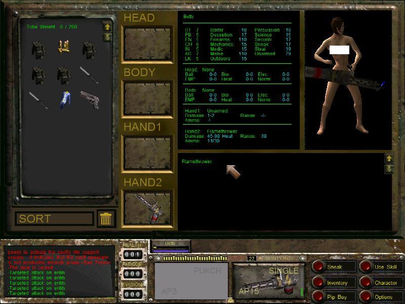 Dual Monitor Wallpaper Fall Nudity Image Van Buren Fallout 3 Indie Db