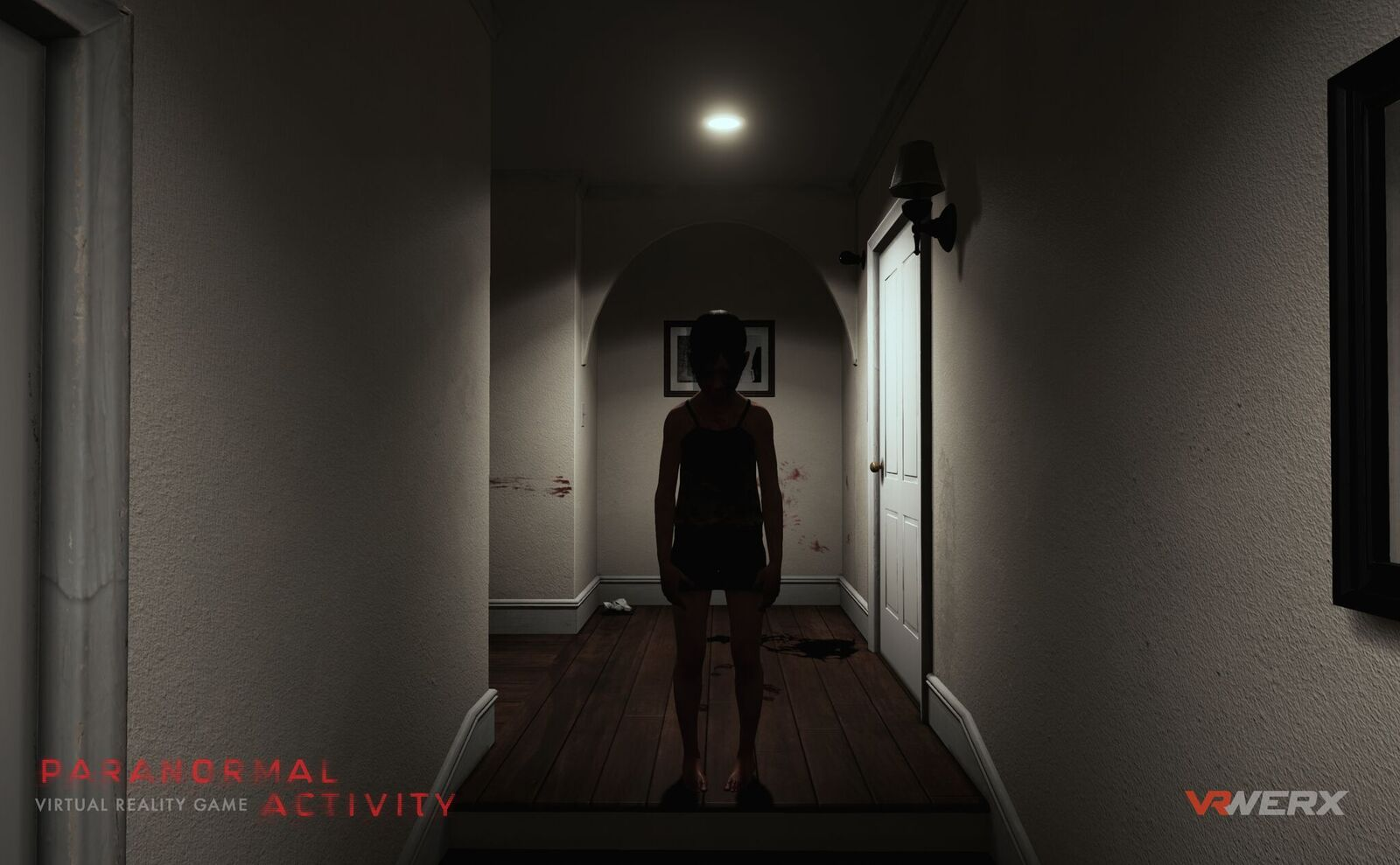 Wallpaper Engine Falling Girl Paranormal Activity The Lost Soul Windows Vr Ps4 Game