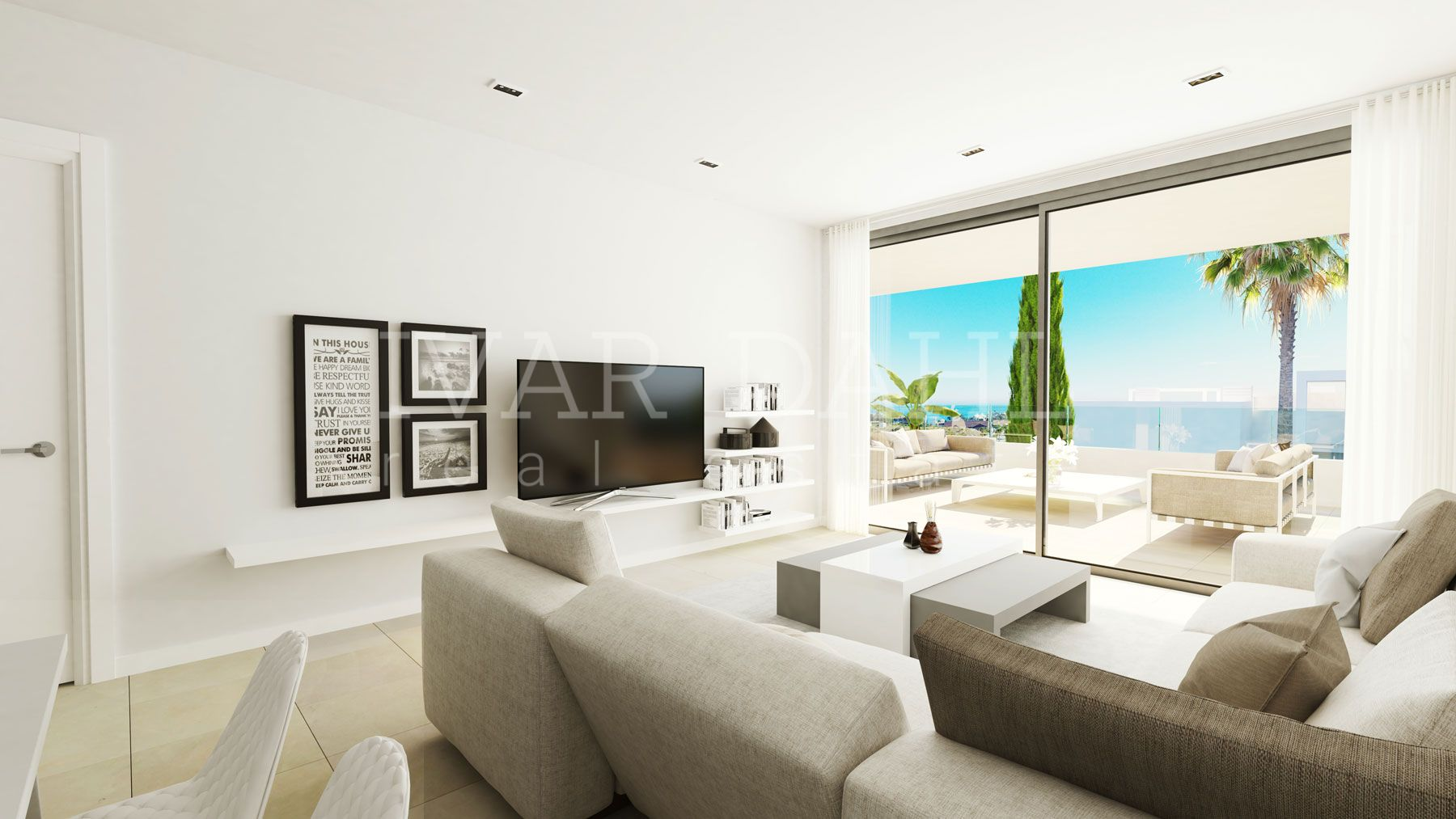 Cash Pool Jever New Modern Apartments And Penthouses In Estepona Costa Del Sol
