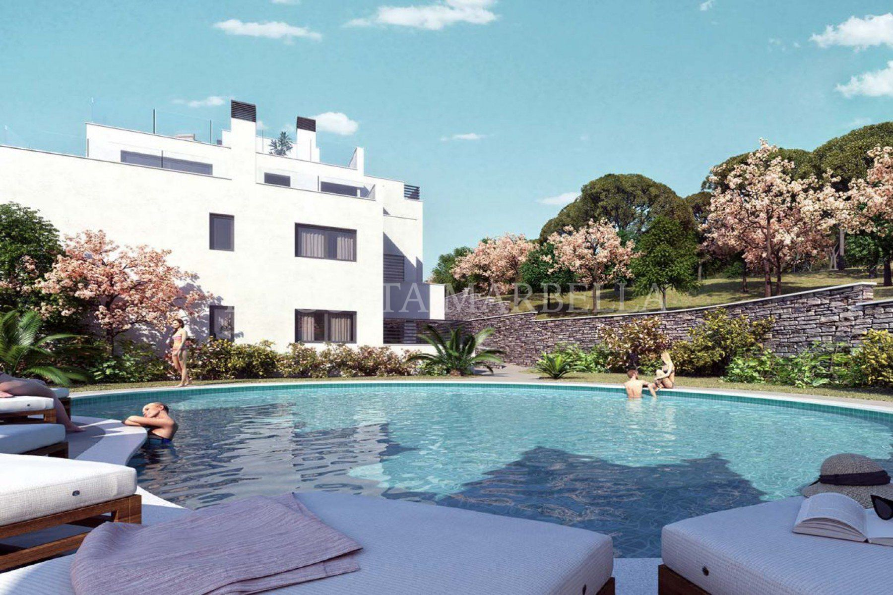 Gfk Pool Sale Apartment For Sale In Marbella