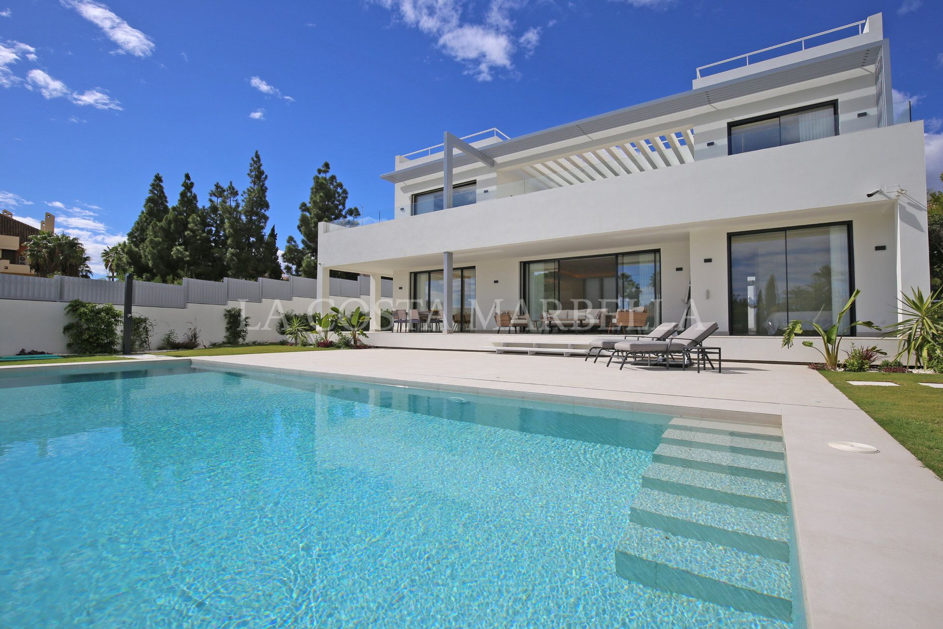 Gfk Pool Sale Villa For Sale In Las Lomas Del Marbella Club Marbella Golden Mile
