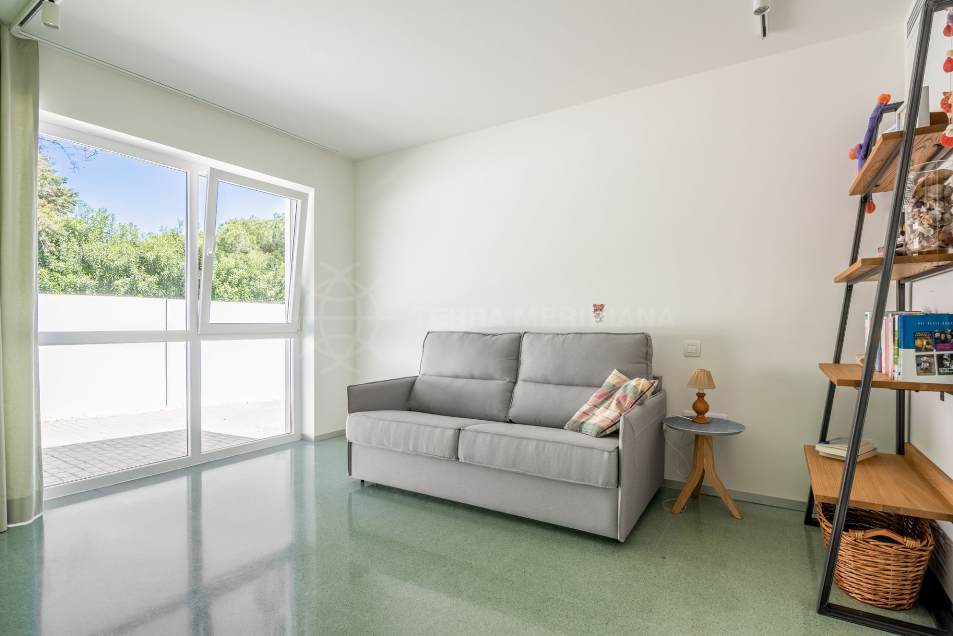 Gmk Home & Living Sofa Elegant And Iconic Single Storey Contemporary Villa For Sale