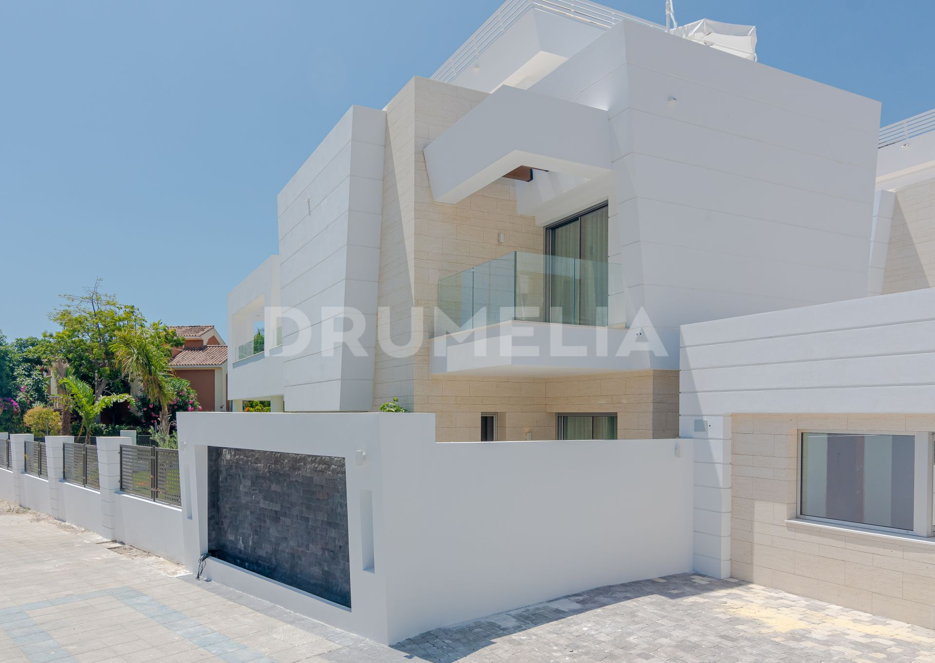 Marvellous Brand New Stylish Villa In San Pedro De Alcantara