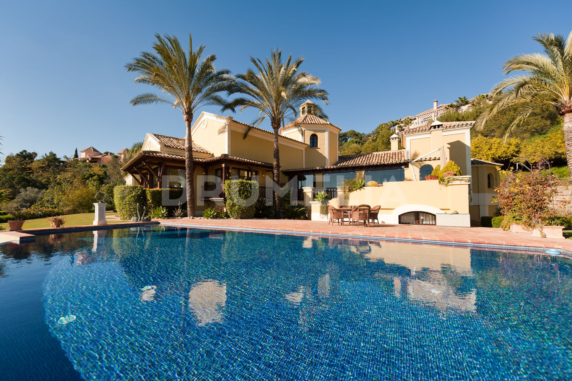 Classic Spanish Luxury Villa With Captivating Charm In Zagaleta