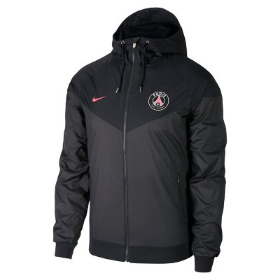 Nike Windrunner Intersport Veste D 39;entraînement Homme Psg 18 19 Nike Intersport