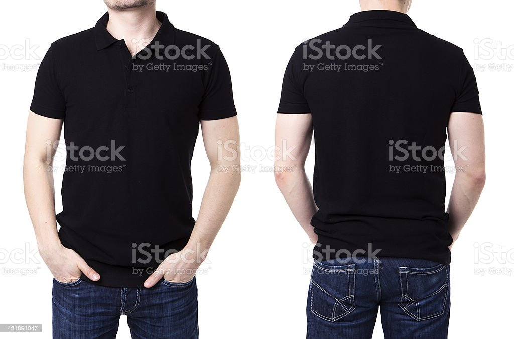 Mockup Polo Nera Top 60 Polo Shirt Mockup Stock Photos, Pictures, And