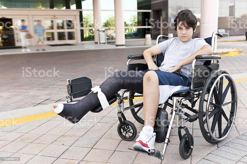 Royalty Free Broken Leg Pictures Images And Stock Photos