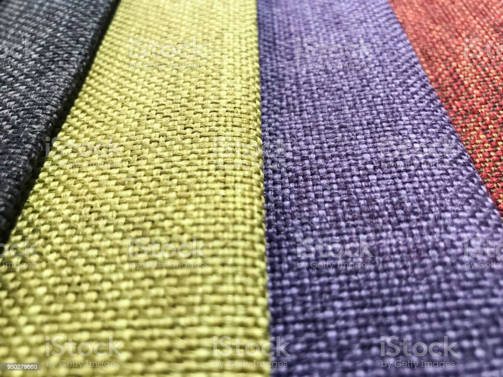 Sofa Fabric Samples Colorful Upholstery Fabric Samples Stock Photo More Pictures Of