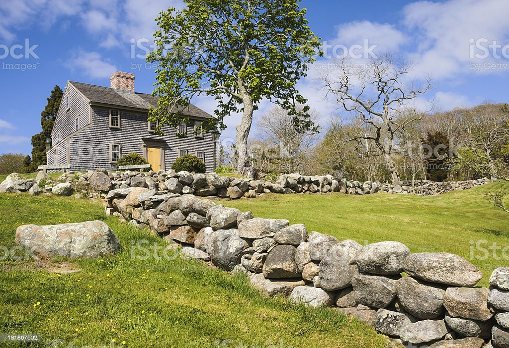 Royalty Free New England Stone Walls Pictures Images And