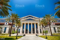 Duval County Courthouse In Jacksonville Florida Stock ...