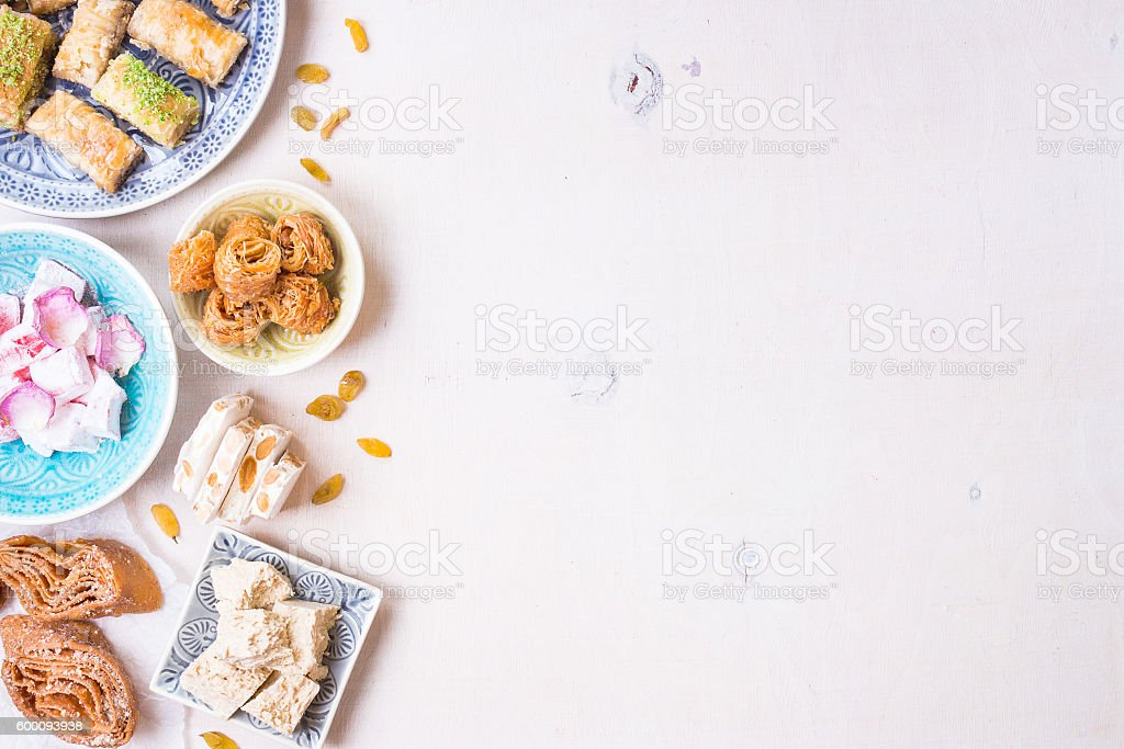 Frozen Animated Wallpaper Eastern Desserts Background Stock Photo Amp More Pictures Of