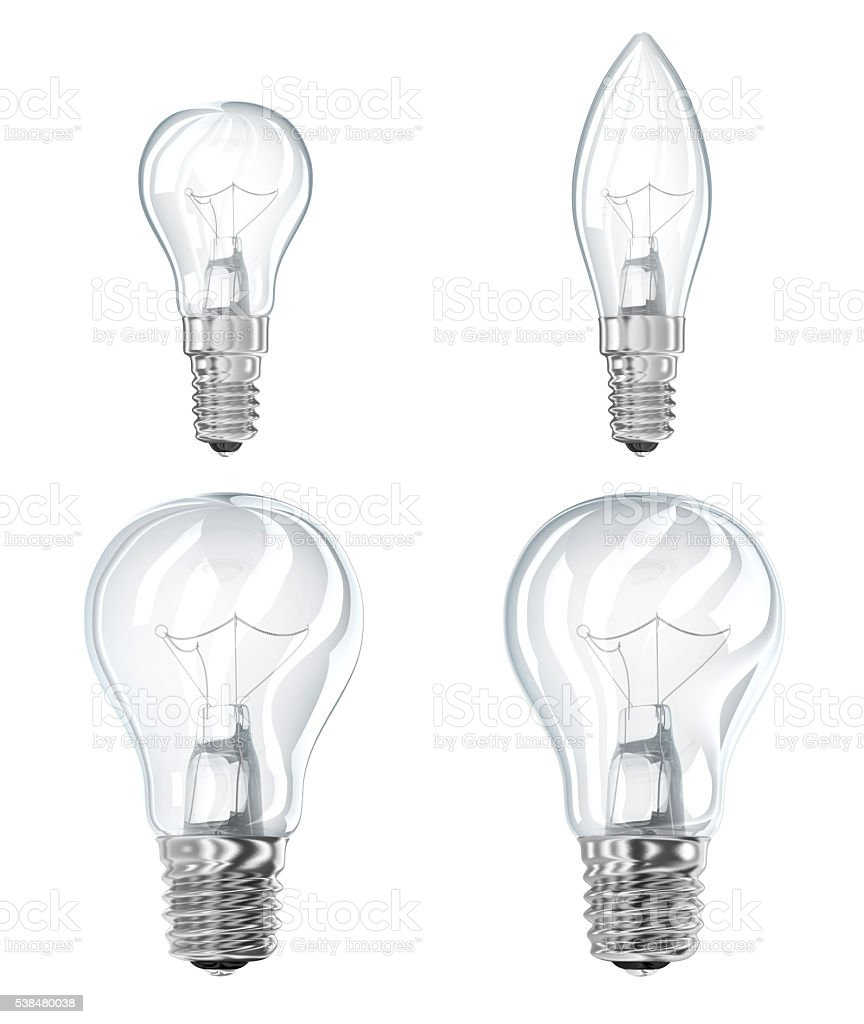 E27 Sockel Electric Filament Lamp Socket E14 And E27 Stock Photo More