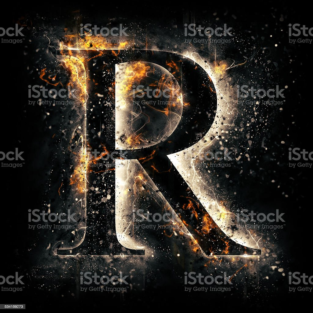 Royalty Free Letter R Pictures, Images and Stock Photos - iStock