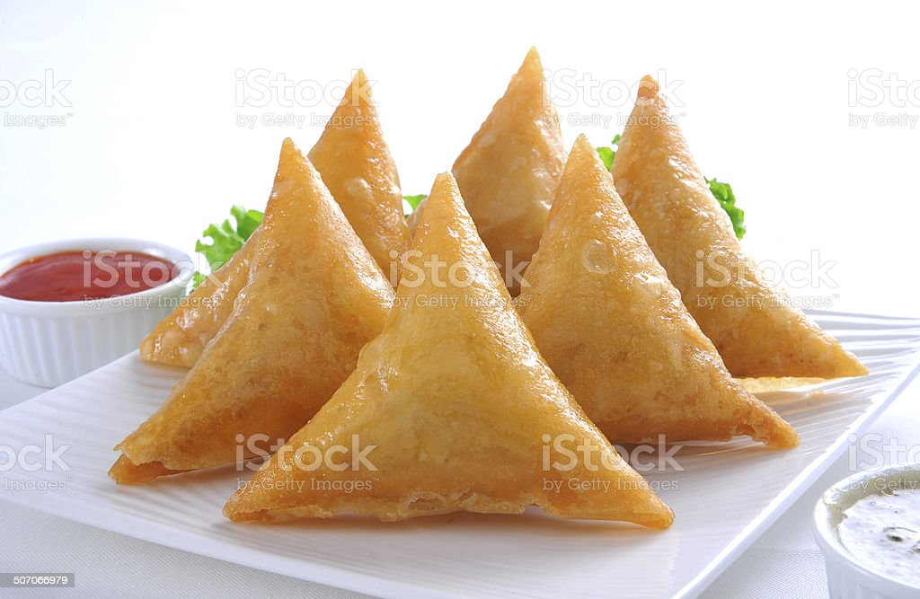 Black White Square Wallpaper Royalty Free Samosa Pictures Images And Stock Photos Istock