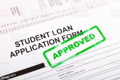 Student Loan Application Form Stock Photo & More Pictures of Application Form   iStock