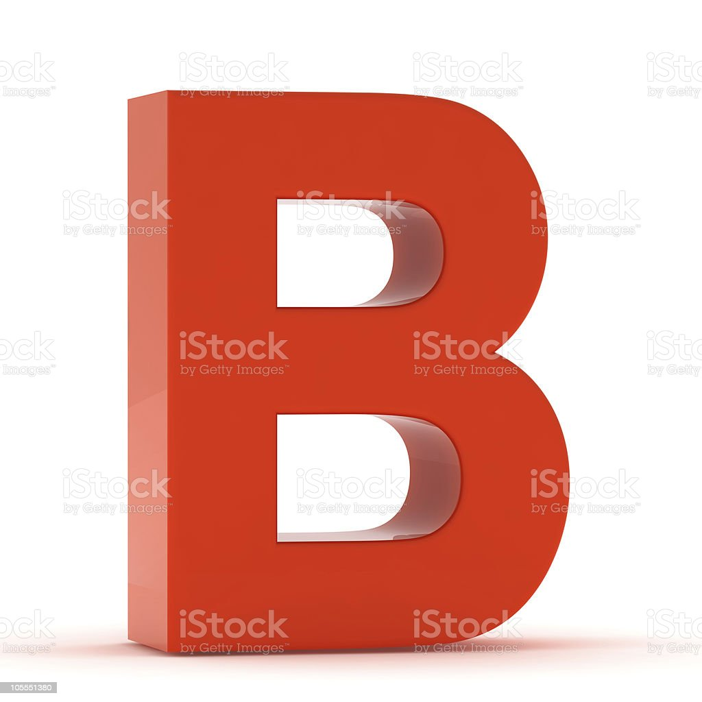 Letter B Pictures, Images and Stock Photos - iStock