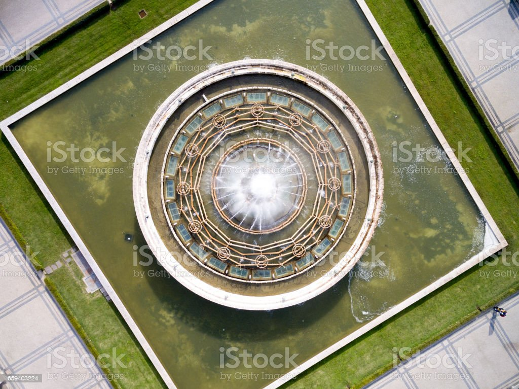 Royalty Free Water Fountain Top View Pictures Images And