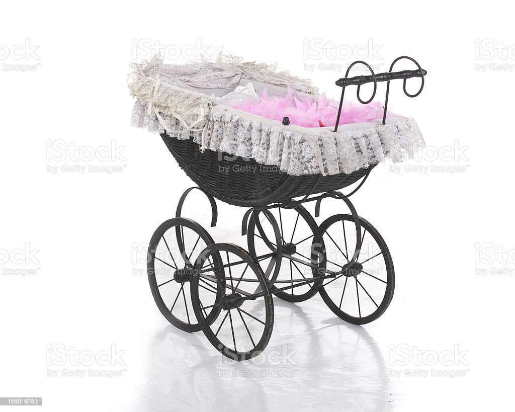 Vintage Toy Stroller Vintage Doll Stroller Stock Photo Download Image Now Istock