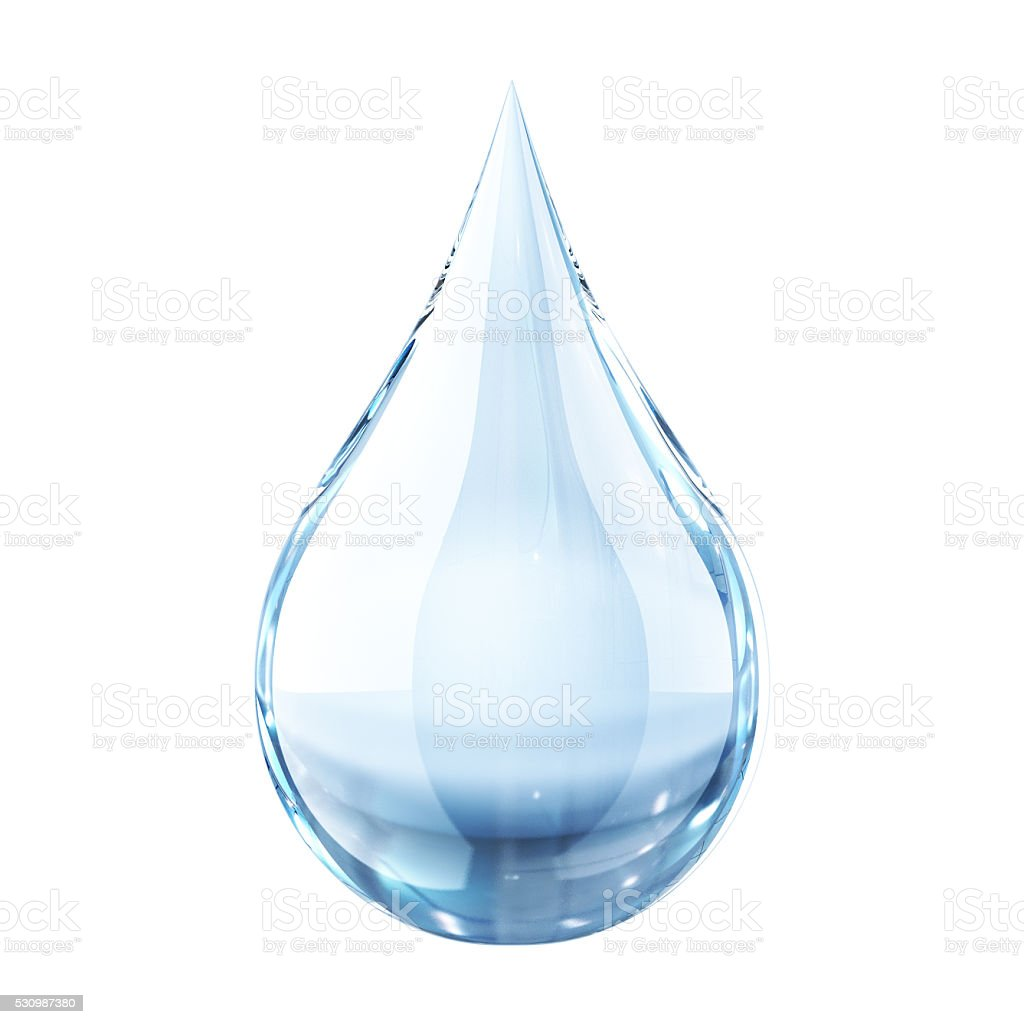 3d Water Drop Wallpaper Water Drop Stock Photo Amp More Pictures Of Blue Istock