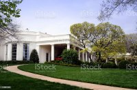 West Wing Oval Office The White House Washington Dc Usa ...