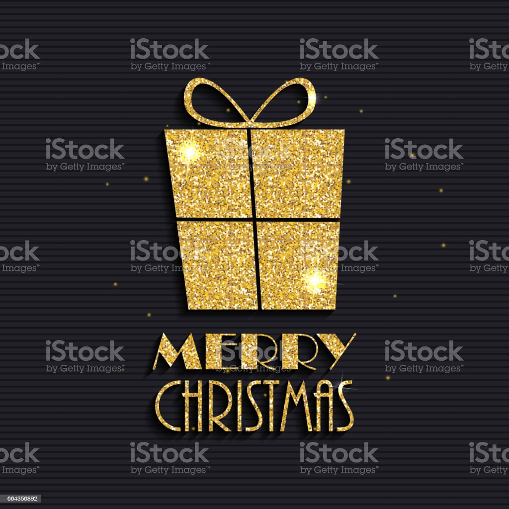 Christmas Background Gif Abstract Christmas And New Year Background With Golden Shiny Gif