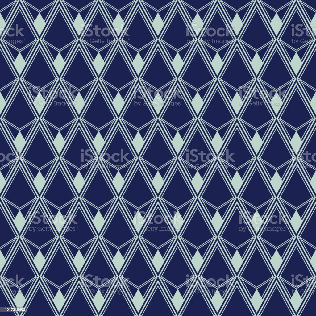 Decoration Art Deco Art Deco Seamless Pattern Geometrical Background For Design Cover