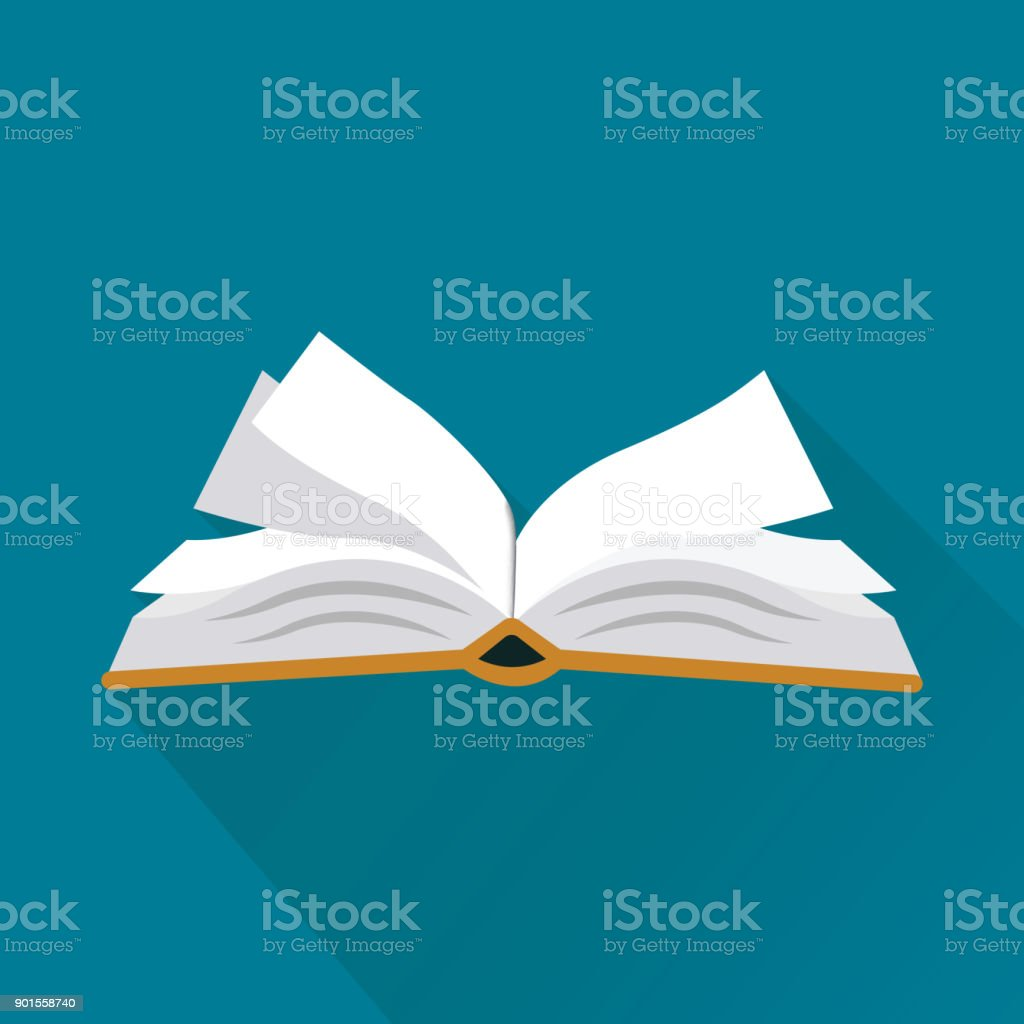 Pop Up Book Vector Open Book Illustrations Royalty Free Vector Graphics
