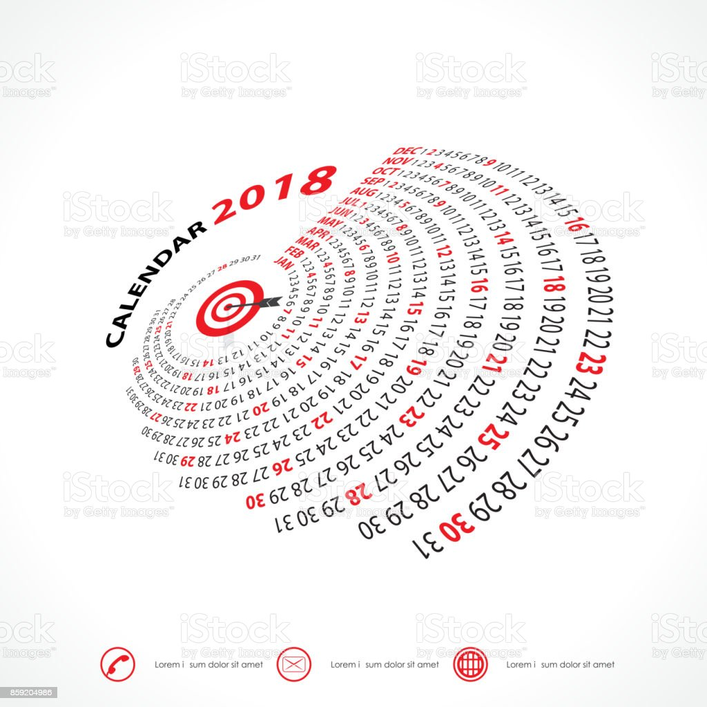 Free Photo Calendar Templates 2018 Add Your Picture 2018 Calendar Templatespiral Calendarcalendar 2018 Set Of