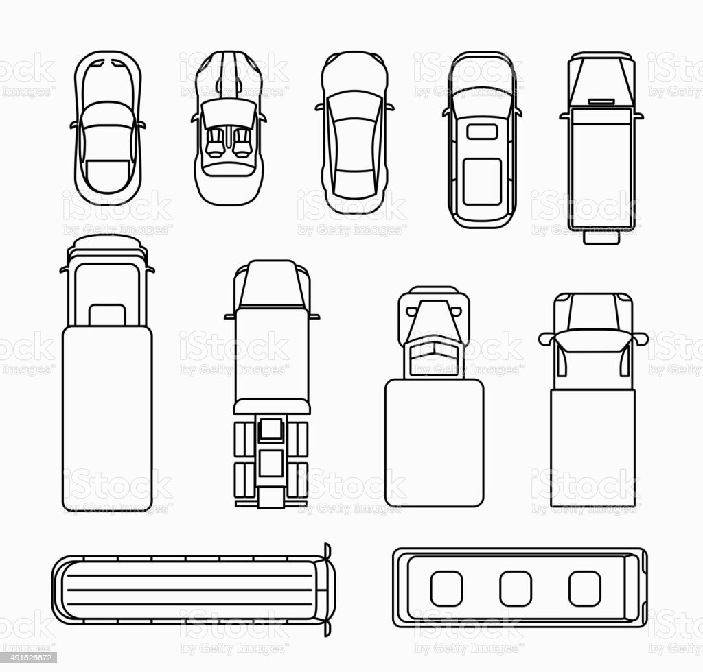 car fuse box icons