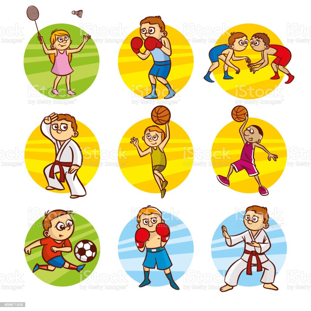 Kinderzimmer Clipart Collection Cartoon Sport Pictures Pictures Sabadaphnecottage
