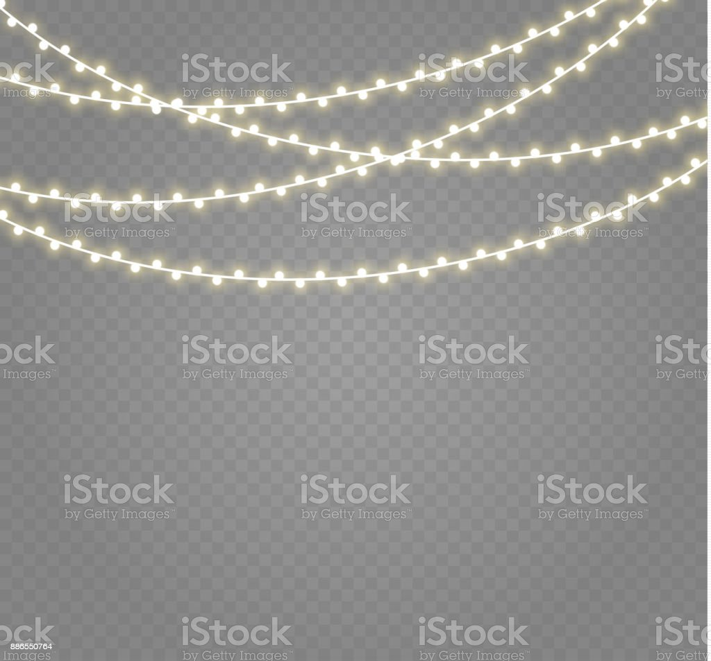 Top 60 String Lights Clip Art Vector Graphics And