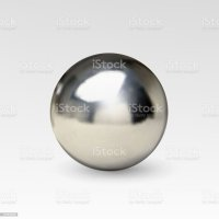 Royalty Free Metal Ball Clip Art, Vector Images ...