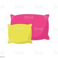 Pillow Clip Art, Vector Images & Illustrations - iStock