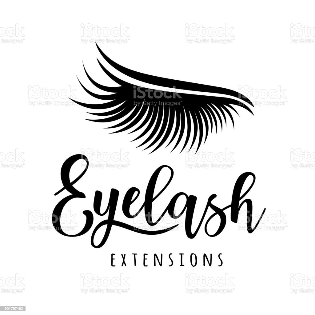 Eyelash Extension Icon Stock Illustration Download Image Now Istock